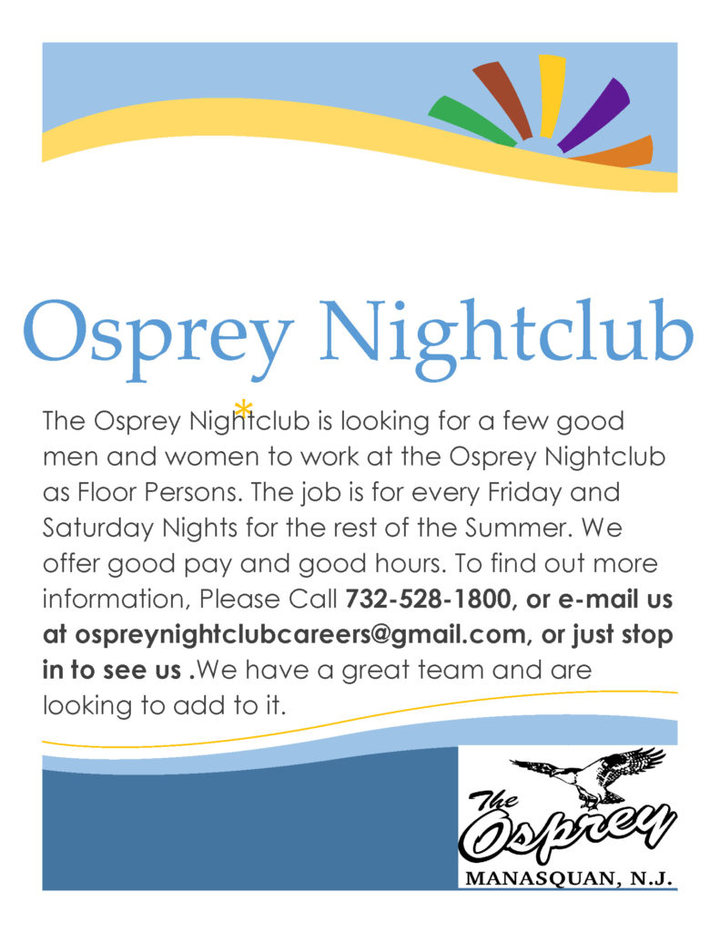 osprey employment